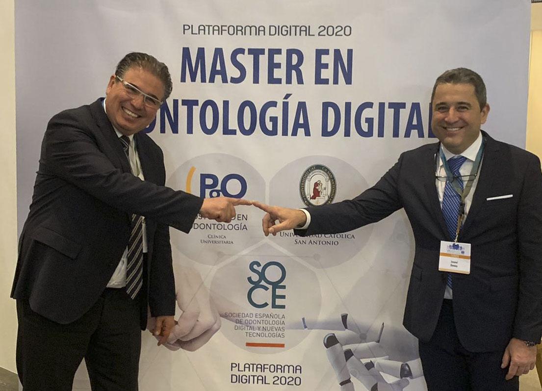 Postgrado en Odontología-UCAM estará presente en el desarrollo de la Plataforma 2020 - PgO UCAM